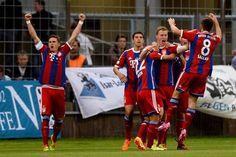 Bayern Munich II Regionalliga Fixture ListReleased