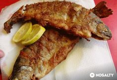 Hungarian Recipes, Hungarian Food, Cooking Recipes, Healthy Recipes, Healthy Foods, Fish Dishes, Fish Recipes, Seafood, Healthy Eating