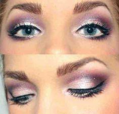 Mary Kay colors :) Love purple shadow. So pretty!