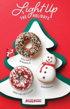 Pin by Andrew Teates on Krispy Kreme advertising and stuff ...