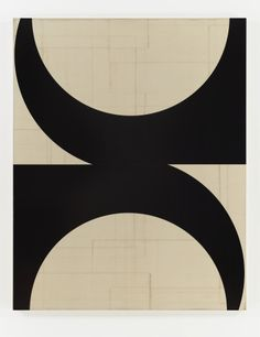 fashiion-gone-rouge:Robert Kelly - Mimesis CIII, 2008 (Life on Sundays) Hard Edge Painting, Circle Art, Modern Art Paintings, Shape Art, Black And White Abstract, True Art, Illustrations, Diy Art, Cool Art