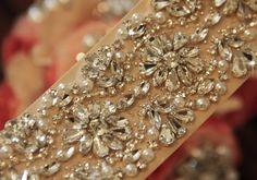 22 rhinestone cristal nupcial: marco boda marco por VioGemini