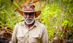 Aboriginal person from Arnhem Land