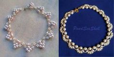 Pearl Necklace Patterns