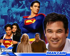 *PIN to WIN* Meet actor and TV host Dean Cain at #FANX16! Best known as Superman in the TV series Lois & Clark. #utah