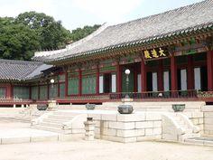 Daejojeon, Changdeokgung - Seoul, Korea - 昌德宮 - 維基百科,自由的百科全書