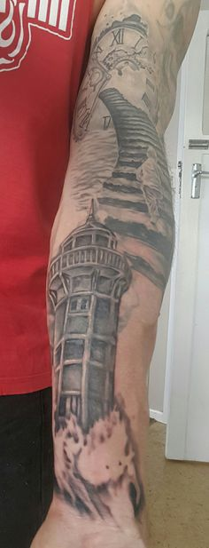 Tattoos Lighthouse