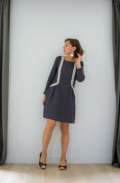Robe Forget me not - Slow Sunday - Annexe dilettante