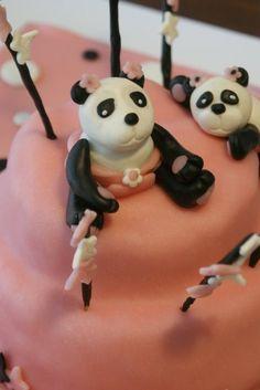 Panda's cake II