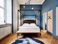 Contemporary Design Meets Classic Design At The Nobis Hotel Copenhagen - Design Milk