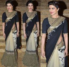 Priyanka Chopra in Sabyasachi - YaY or NaY ? | PINKVILLA