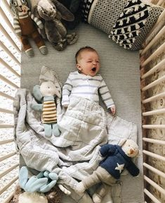 November 14th, our adorable Muse of the day is this little sleepyhead and all the friends. Evie & Adrienne || Sustainable Baby Clothing and Accessories || Made in America || Be The Good || Fertility Awareness || www.evieandadrienne.com