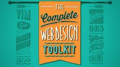 The complete web design toolkit, part 1