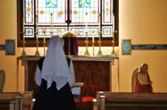 Behind Convent Walls: What is life really like behind the monastic enclosure of a Benedictine convent? Donna Sue Berry takes us on a fascinating journey behind convent walls.