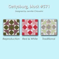 100 Blocks Sampler Sew Along   Block 29