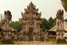 penglipuran tempel