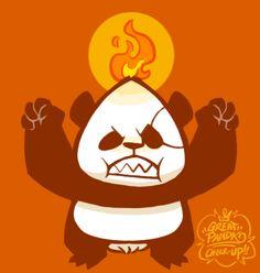 Cheer-UP!! GO-GO-GO!!! GREAT-PANDA!!!!