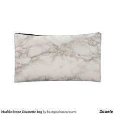 Marble Stone Cosmetic Bag