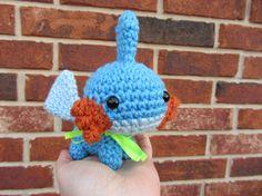 Made to Order  Crochet  Chibi Pokemon Amigurumi  by corlista