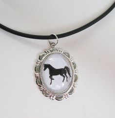 horse lover's jewelry | Horse Gifts for Horse Lovers Horse Necklace by SerendipitiniPet, $15 ...