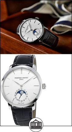 Frederique Constant Geneve Manufacture Moonphase FC-705S4S6 Reloj Automático para hombres Calibre de Manufactura  ✿ Relojes para hombre - (Lujo) ✿