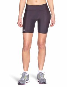 Under Armour HeatGear Authentic Compression Shorts. Lightweright, 4-way stretch construction improves mobility and accelerates dry time. #dansbasketball #basketball #underarmour #ua #fashion #compression #shorts #afflink