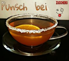 ♡Punsch♡ Fondue, Cheese, Ethnic Recipes, Punch