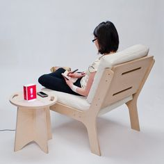 Build your own furniture - Lounging chair