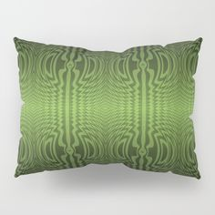 Good Green Vibrations Pillow Sham