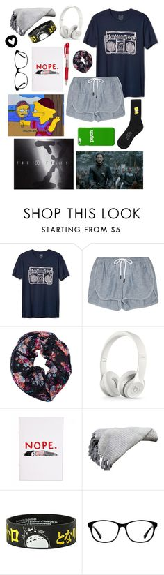 """""""Relaxing outfit! ❤️"""" by be-robinson ❤ liked on Polyvore featuring Gap, rag & bone, Wet Seal, Ghibli and Ace"""