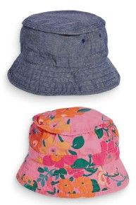 Two Pack Fisherman's Hats
