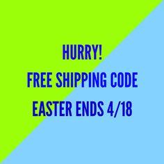 Free shipping on ANYthing thru April 18!! www.RowesFlyingNeedles.com