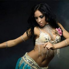 Belly Dancing as a workout!  Yes!