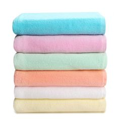 "Standard Bath Towel Size Enchanting 100%bamboo Bath Towel Size 55""x27""140X70Cm  Bath Towel Size And Design Ideas"