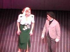 "Sutton Foster and Joel Grey do ""Friendship"" live. anything goes. Joel Grey, Sutton Foster, Royal Engagement, Musical Theatre, Theater, Musicals, Broadway, Friendship, Stage"