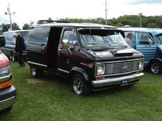 Radarlovevan 1976 Chevrolet G-Series G10 29578124002_original
