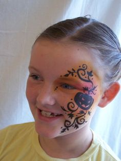 Kingsley Corner: Halloween face painting ideas