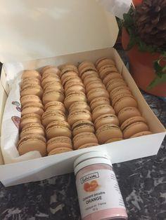 Macarons pastel mon partenaire Culin'aide