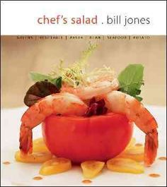 From award-winning cookbook author Bill Jones comes a book that proves salads aren't just bowls of lettuce topped with bottled dressings. Bill Jones combines his experience as a chef and a grower of g