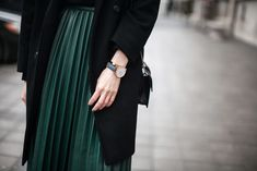 Dark green and @clusewatches Blue Petrol. www.clusewatches.com