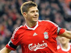Steven Gerrard, un grande Liverpool Football Club, Liverpool Fc, Steven Gerrard Liverpool, Kenny Dalglish, Stevie G, England National Team, France Football, Captain Fantastic, Best Player