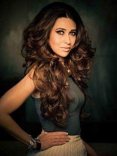 Karisma Kapoor is the older sister of Bollywood actress Kareena Kapoor.