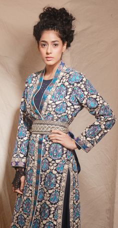 Flaunt ethnic glamour with embroideries like Parshi Ghari & Crochet, as designed by Patine: http://www.luxuryfacts.com/index.php/sections/article/3524
