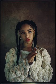 Find your style, modeling, posing, fashion and beauty inspirations Music s  new minimalist  FKA Twigs Photograph by Jaime James Medina  W magazine April 7c467d2d5808