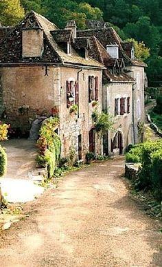 Saint-Cirq Lapopie - France