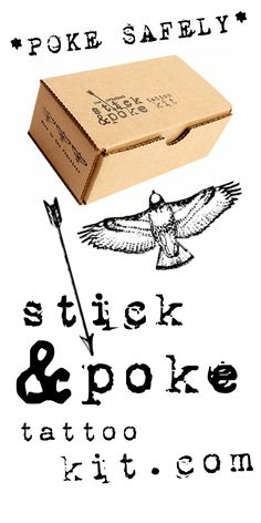 Stick and Poke Aftercare • Stick and Poke Tattoos