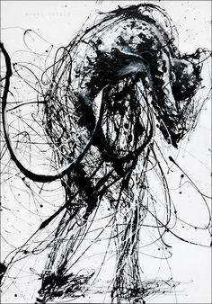 inlove with Agnes Cecile - drip painting Agnes Cecile, Scribble Art, Trash Polka, Black White Art, Drip Painting, Line Drawing, Figurative Art, Dark Art, Amazing Art