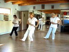 Tai Chi gyakorlatsor - YouTube Reiki Meditation, Meditation Music, Leslie Sansone, Michelle Lewin, Qigong, Boxing Workout, Wing Chun, Aikido, Krav Maga