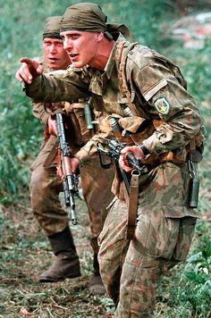 First Chechen War (photos by Alexander Nemenov) - Album on Imgur