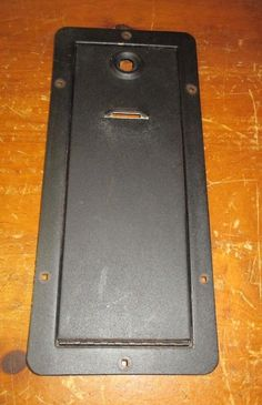 Guc Arcade, Jukeboxes & Pinball Arcade Redemption Coin-op Ticket Door With Deltronic Face Plate Mount 16x7